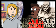 Hatbag Productions logo